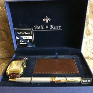Bell & Rose men's watch set